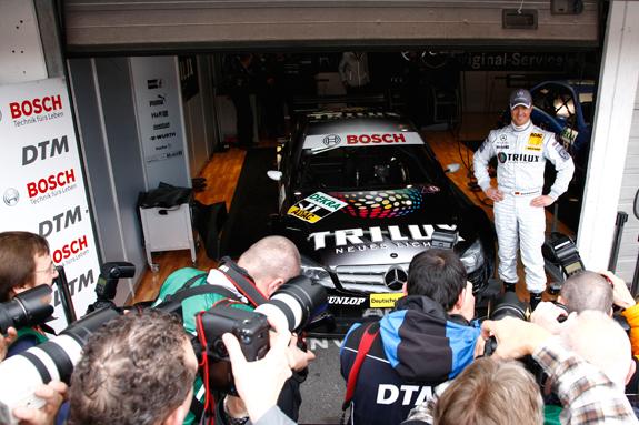 DTM 2009 Ralf Schumacher