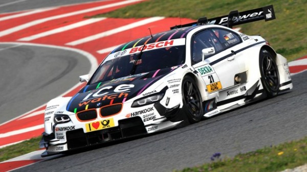 DTM-2013-Test-BARCELONE-29-mars-BMW-MARCO-WITTMAN.