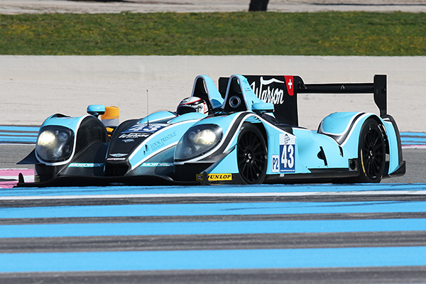 ELMS 2013 Test PAUL RICARD MORGAN JUDD Team MORAND Photo Gilles VITRY autonewsinfo