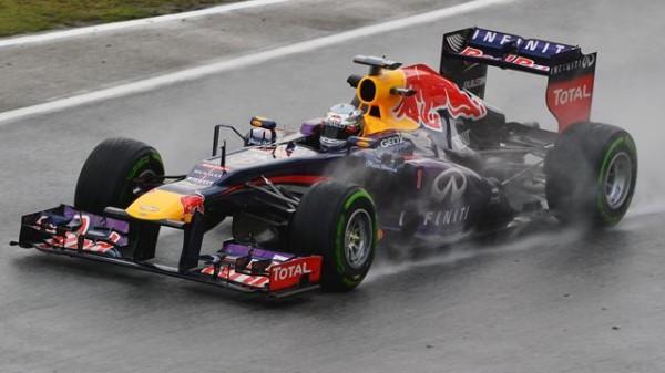 F1 2013 SEPANG VETTEL