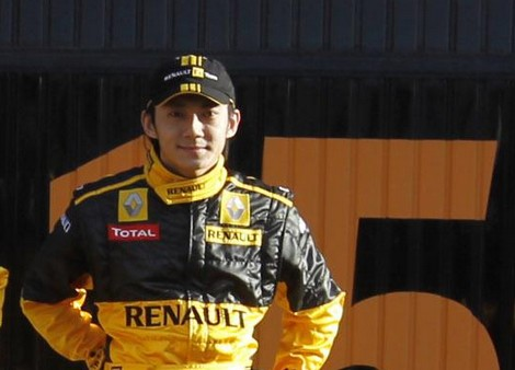 F1 Ho Pin Tung 1