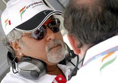 F1 Vijay Mallya