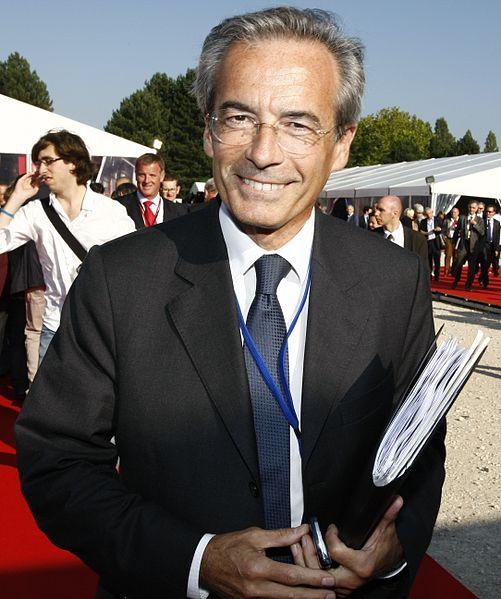 Frédéric Saint-Geours Peugeot