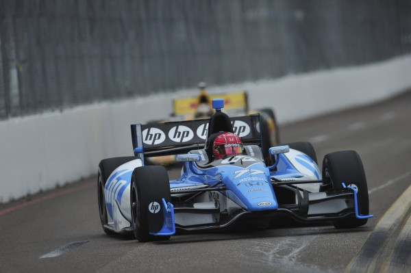 INDYCAR 2013 ST PETERSBURG PAGENAUD Photo VISION SPORT AGENCY pour autonewsinfo