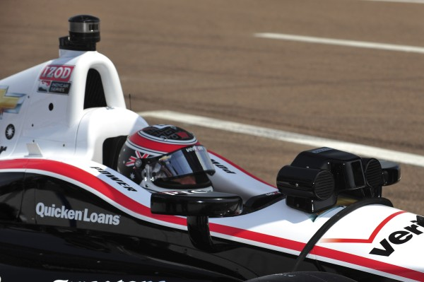 INDYCAR 2013 ST PETERSBURG Will POWER Team PENDSKE Photo VISION Sport Agency pour Agency.