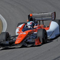 INDYCAR-2013-Test-BARBER-Tristan-VAUTIER dALLARA Team SCHMIDT