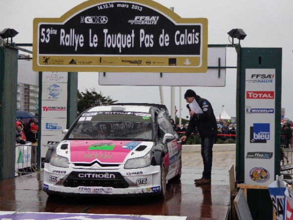 LE TOUQUET 2013 C4 Jean Marie CUOQ