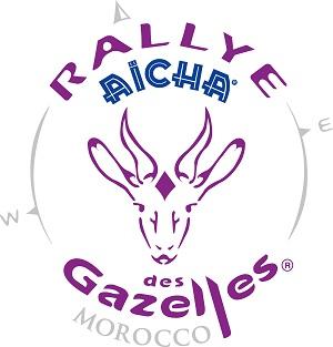 LOGO 2013 RALLYE DES GAZELLES