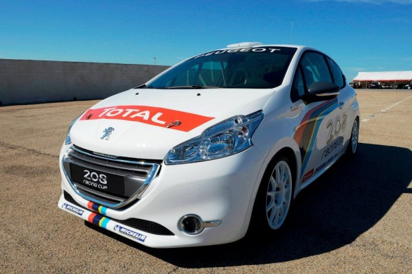 La 208 Racing-Cup