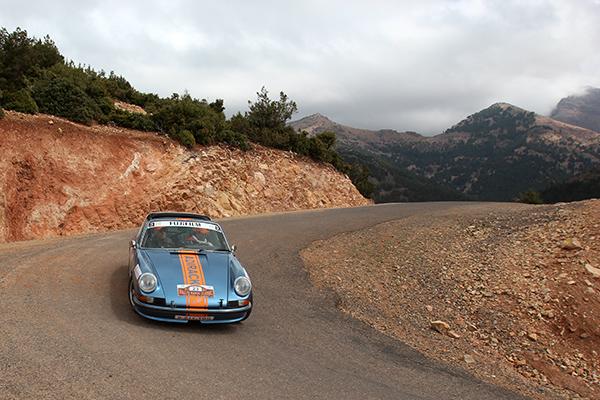 MAROC-CLASSIC-2013-PORSCHE-911-Targa-EL-KHOLTI-Photo-Gilles-VITRY-autonewsinfo