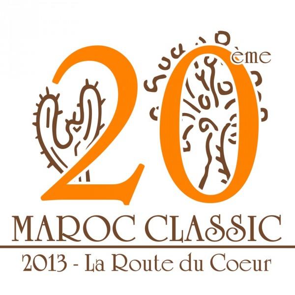 MAROC CLASSIC Logo 20ème edition mars 2013