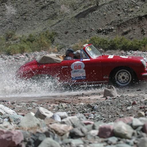 MAROC CLASSIC le Rallye de Jeff RAGEYS