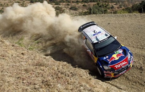 MEXIQUE 2011 SEB OGIER