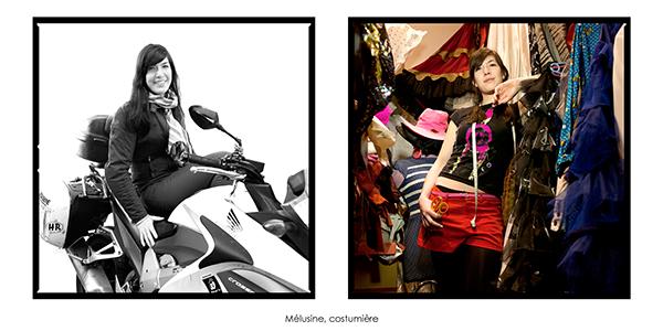 Mélusine- Femmes Urbaines - dec 2012 Toutes en Moto