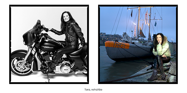 Annie Yahi - Femmes Urbaines - dec 2012 Toutes en Moto