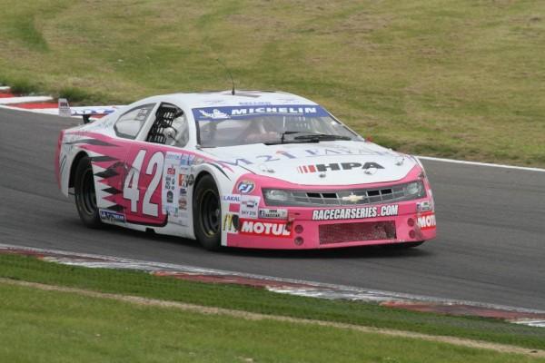 RACECAR 2012 CAROLE PERRIN