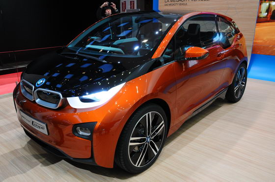 SALON-GENEVE-2013-BMW-i3-Coupé_BMW-Photo-Patrick-MARTINOLI-autonewsinfo