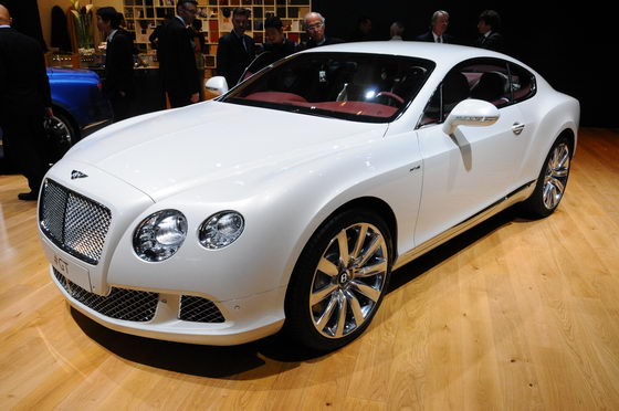 SALON GENEVE 2013 Bentley 1 Photo Patrick MARTINOLI autonewsinfo