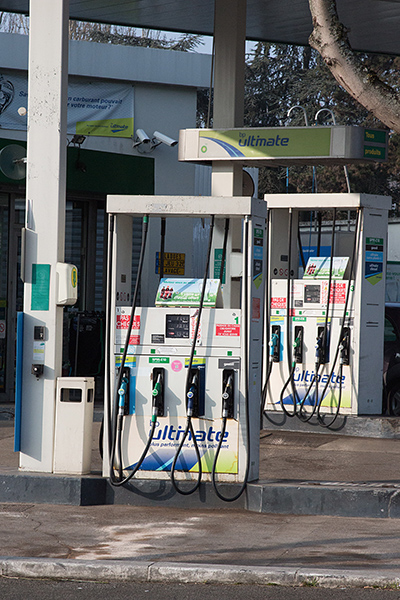 STATION SERVICE BP les Pompes Photo Gilles VITRY autonewsinfo