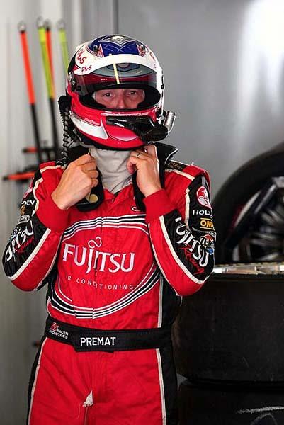 V8-SUPERCAR-2013-ALEX-PREMAT-TEAM-GRM FUJITSU HOLDEN-
