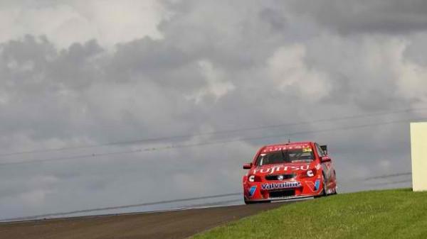 V8 SUPERCAR 2013 GP MELBOURNE 15 16 17 MARS HOLDEN MCLAUGHLIN Team GRM