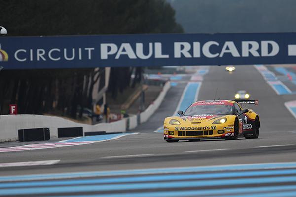 WEC-2013-Test-PAUL-RICARD-CORVETTE-LARBRE-Num-50-Photo-Gilles-VITRY-autonewsinfo