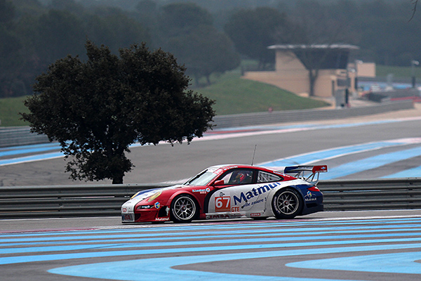 WEC-2013-Test-PAUL-RICARD-PORSCHE-911-RSR-Team-IMSA-Photo-Gilles-VITRY-autonewsinfo