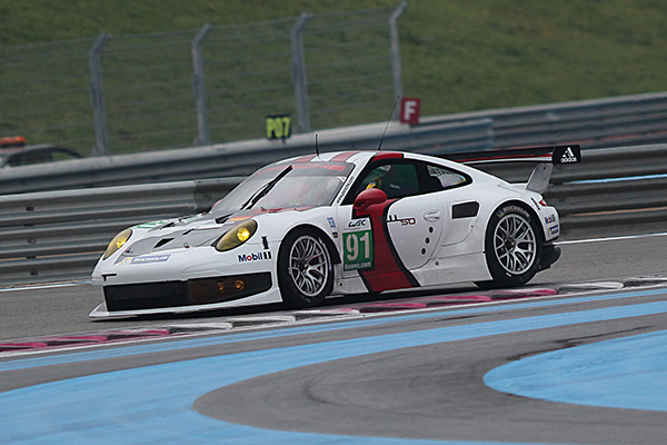 WEC-2013-Test-PAUL-RICARD-PORSCHE-911-RSR-Team-MANTHEY-Photo-Gilles-VITRY-autonewsinfo