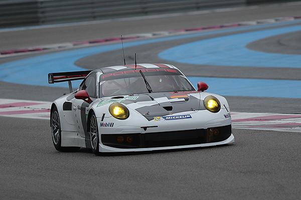 WEC-2013-Test-PAUL-RICARD-PORSCHE-911-RSR-Team-OLAF-MANTHEY-Photo-Gilles-VITRY-autonewsinfo