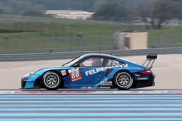 WEC-2013-Test-PAUL-RICARD-PORSCHE-FELBERMAYR-N°-88-Photo-Gilles-VITRY-autonewsinfo
