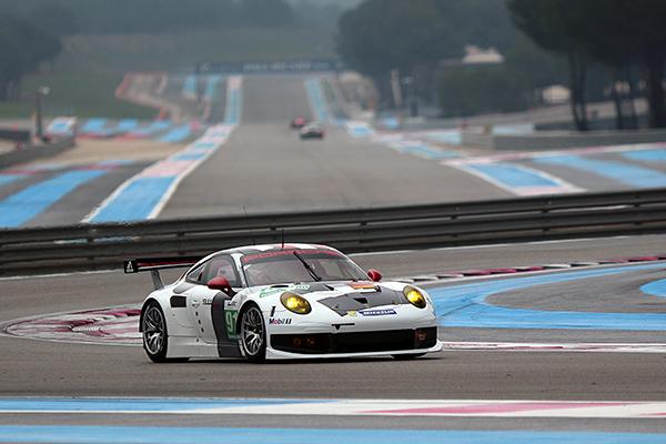 WEC-2013-Test-PAUL-RICARD-la-PORSCHE-usine-Team-MANTHEY-e-photo-Gilles-VITRY-autonewsinfo.