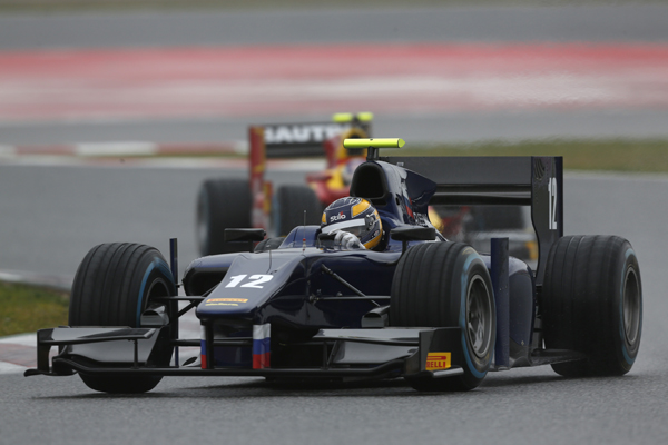 WSR-2013-TOM-Dillmann-Test- Montmelo