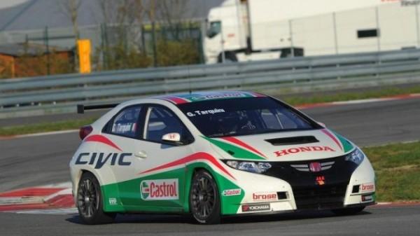 WTCC 2013 HONDA CIVIC Gabriele TARQUINI