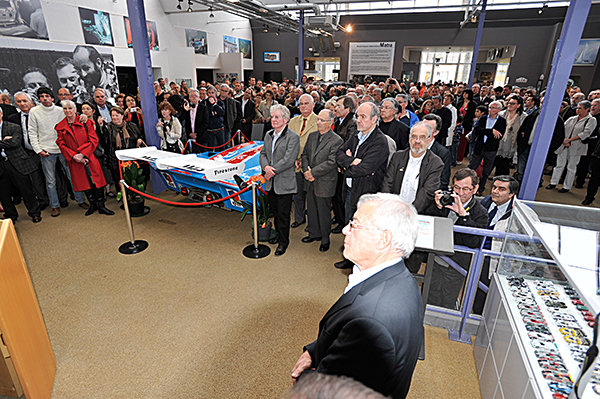 ALPINE-Expo-MUSEE-MATRA-ROMORANTIN-19-avril-2013-Conference-inauguration-Photo-Berlinette-Jean-Jacques-MANCEL-pour-autonewsinfo