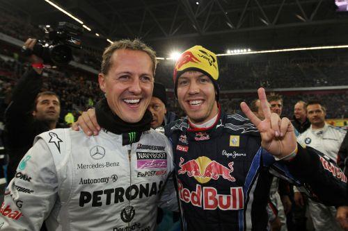 COURSE-DES-CHAMPIONS-Michael-Schumacher-Sebastian-Vettel