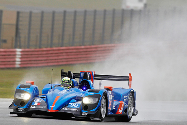 ELMS 2013 SILVERSTONE Course ALPINE SIGNATECH Photo Gilles VITRY autonewsinfo