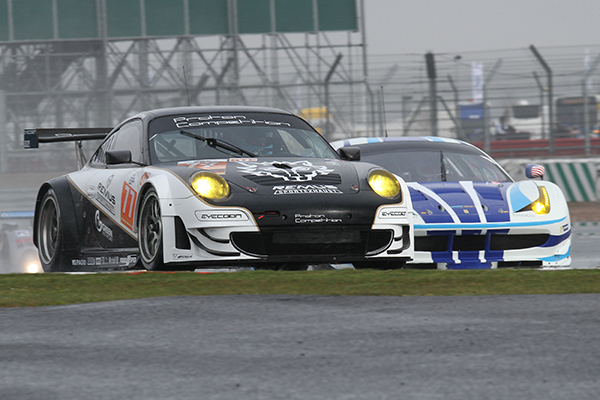 ELMS 2013 SILVERSTONE PORSCHE gt Team PROTON Photo Gilles VITRY autonewsinfo
