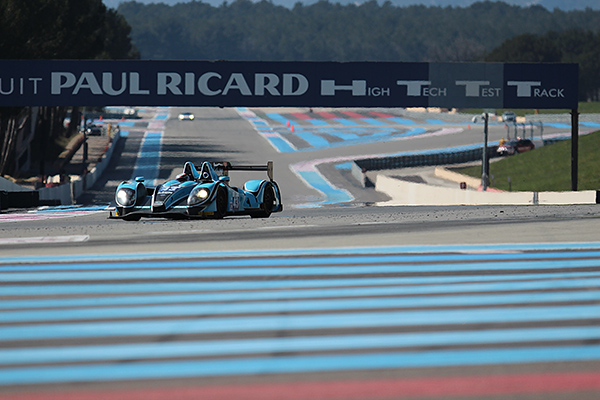 ELMS-2013-Test-PAUL-RICARD-MORGAN-JUDD-Team-MORAND-Courbe-de-SIGNES-Photo-Gilles-VITRY-autonewsinfo