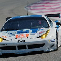 ELMS 2013 Test PAUL RICARD RAM Racing FERRARI F458 Gunnar Jeanette Photo Gilles VITRY AUTONEWSINFO