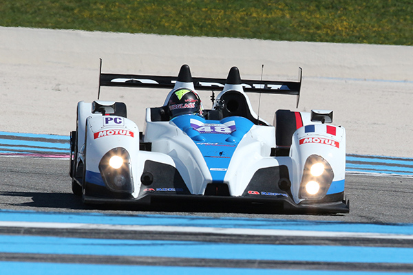 ELMS-2013-Test-PAUL-RICARD-Team-Endurance-Challenge-num-48-Soheil-AYARI-Photo-Gilles-VITRY-autonewsinfo.