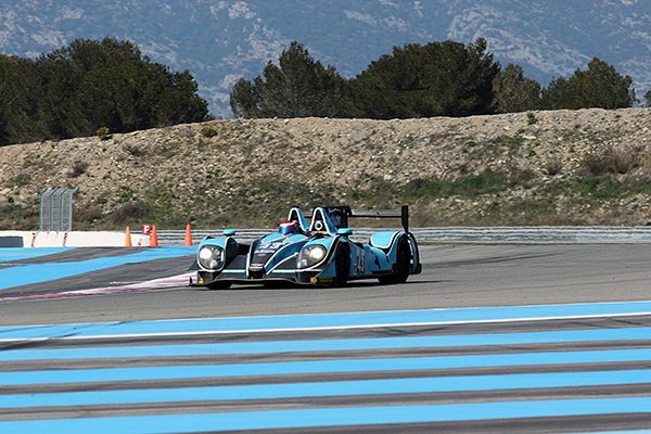 ELMS-2013-Test-Paul-Ricard-26-mars-ORECA-Team-MORAND-N°43-Natacha-Gachnang-Franck-Mailleux-Photo-Gilles-VITRY autonewsinfo