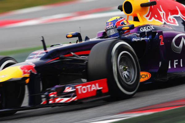 F1-2013-BAHREIN-RED-BULL-RENAULT-MARK-WEBBER photo Team