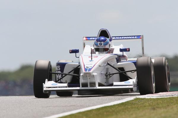Formule-BMW-Elkhart Lake Olivier-Lombard 2009-
