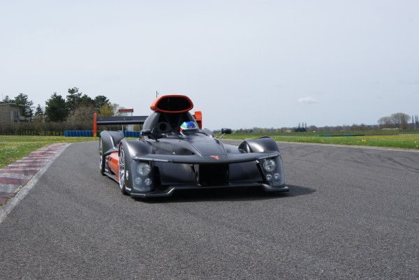 GREEN GT Premier roulage en Suisse