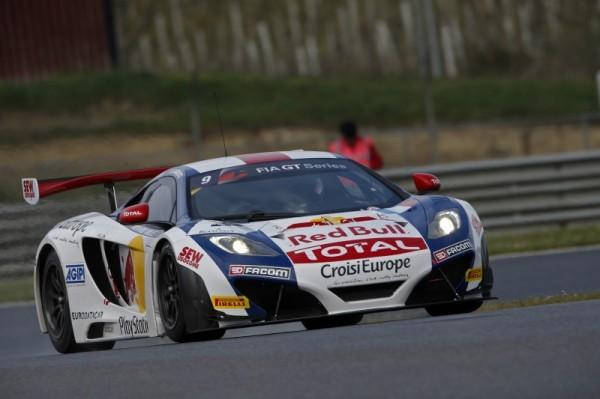 GT-FIA-2013-NOGARO-MCLAREN-LOEB-PARENTE-1ere-victoire-31-mars