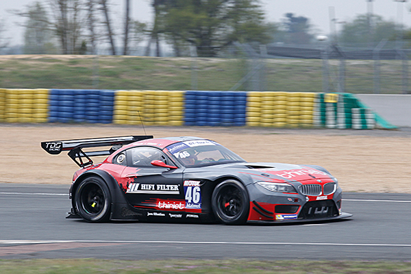 GT-TOUR-2013-LE-MANS-Course-2-3-eme-coupe-THIERIET-HIRSCHI-BMW-Z4-Photo-Gilles-VITRY-autonewsinfo