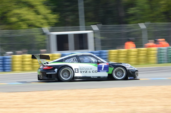 GT TOUR 2013 LE MANS Course 2 PORSCHE GIAUQUE PERERA Photo Claude MOLINIER