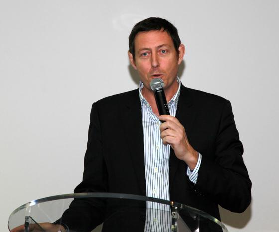 Gerard-Neveu- DG du WEC - Conference de presse.Photo Gilles VITRY - autonewsinfo
