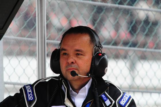BENOIT MORAND, Team-manger du MORAND Racing