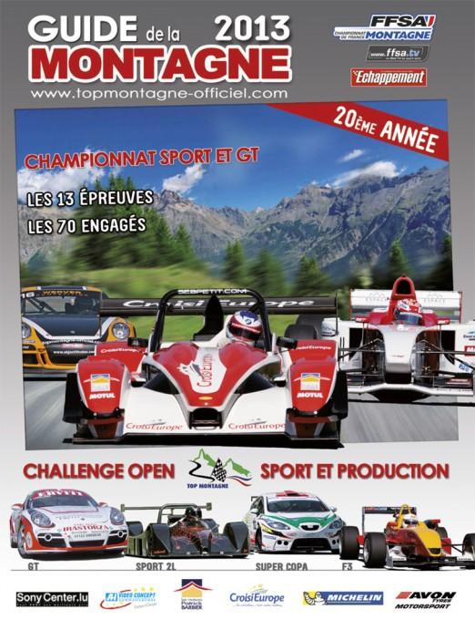 MONTAGNE 2013 Affiche programme